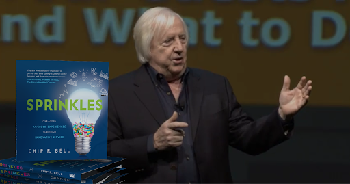 Customer Service Keynote speaker Chip Bell