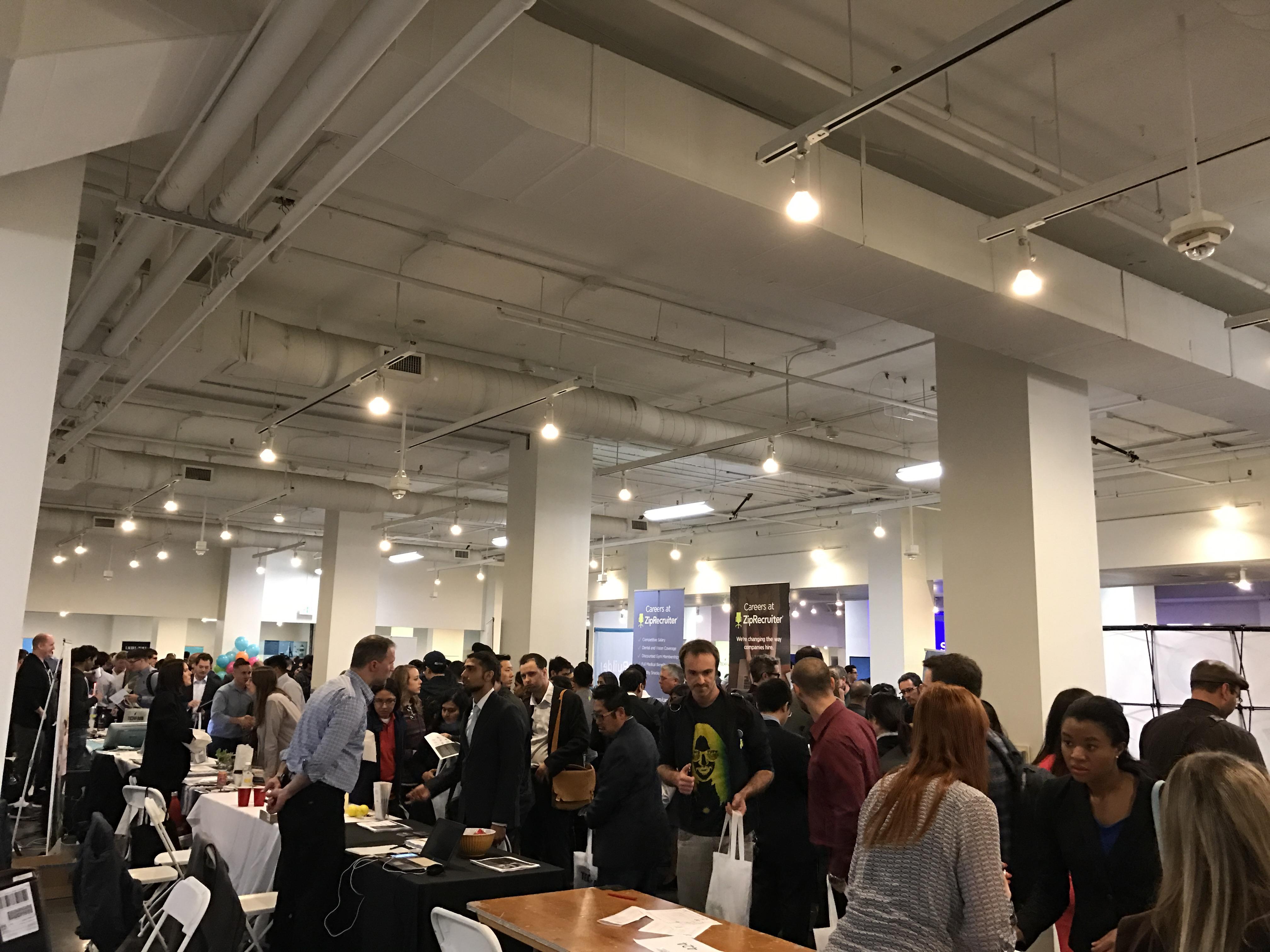 Tech Fair LA 2017